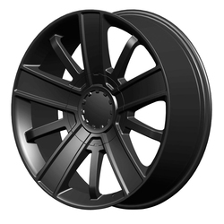 OE Creations Wheels 153 - Satin Black Rim