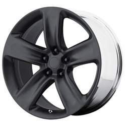OE Creations Wheels 154 - Semi Gloss Black Rim