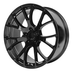 OE Creations Wheels 161 - Gloss Black Rim - 22x11