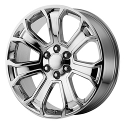 OE Creations Wheels 166 - Chrome Rim