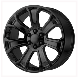OE Creations Wheels 166 - Gloss Black Rim