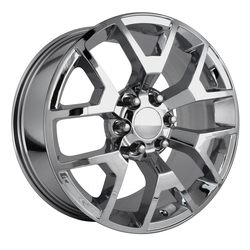 OE Creations Wheels PR169 - Chrome Rim
