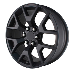 OE Creations Wheels PR169 - Matte Black Rim