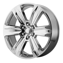 OE Creations Wheels 172 - Chrome Rim