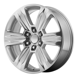 OE Creations Wheels 172 - Polished Rim