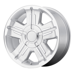 OE Creations Wheels PR173 - Silver Rim