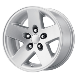 OE Creations Wheels PR185 - Silver Rim