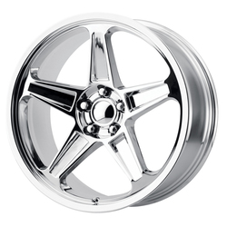 OE Creations Wheels PR186 - Chrome Rim