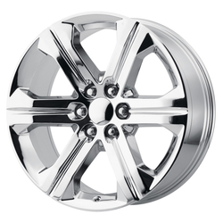 OE Creations Wheels PR191 - Chrome Rim