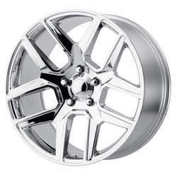 OE Creations Wheels PR192 - Chrome Rim
