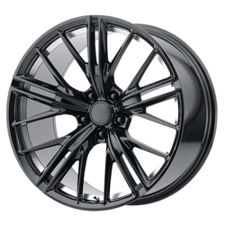 OE Creations Wheels PR194 - Gloss Black / Machined Rim