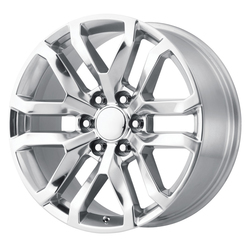 OE Creations Wheels PR196 - Chrome Rim