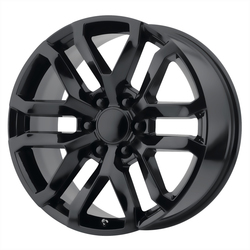 OE Creations Wheels PR196 - Satin Black Rim