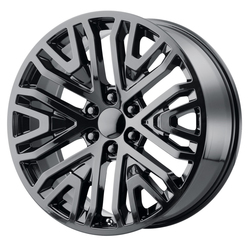 OE Creations Wheels PR197 - Gloss Black Rim