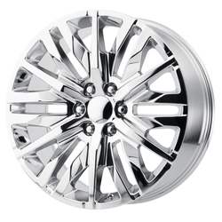 OE Creations Wheels PR198 - Chrome Rim
