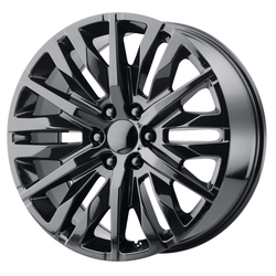 OE Creations Wheels PR198 - Gloss Black Rim - 26x10