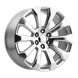 OE Creations Wheels PR204 - Polished With Clear Coat Rim