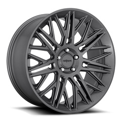 Rotiform Wheels JDR R163 - Matte Anthracite Rim