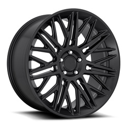 Rotiform Wheels JDR R164 - Matte Black Rim
