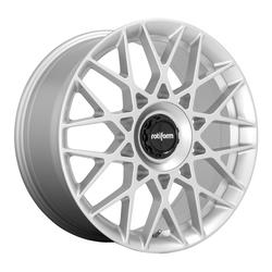 Rotiform Wheels BLQ-C R167 - Silver Rim