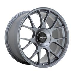 Rotiform Wheels TUF R903 - Satin Titanium Rim