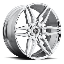 DUB Wheels Attack S210 - Chrome