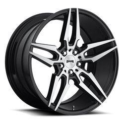 DUB Wheels Attack5 S215 - Gloss Black / Brushed Face