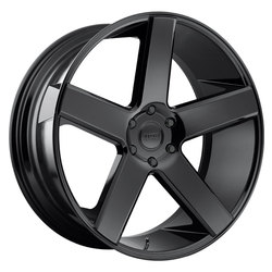 DUB Wheels Baller (S216) - Gloss Black Rim - 24x10