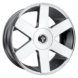 DUB Wheels Baller 6 (S232) - Chrome