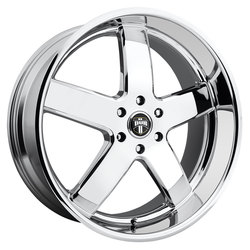 DUB Wheels Big Baller (S222) - Chrome Rim - 26x10