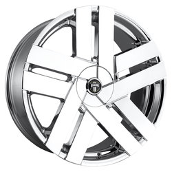 DUB Wheels Butta (S224) - Chrome