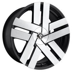 DUB Wheels Butta (S225) - Gloss Black Brushed - 26x10