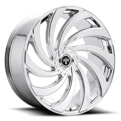DUB Wheels Delish (S238) - Chrome - 24x9