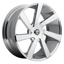 DUB Wheels Directa (S132) - Chrome