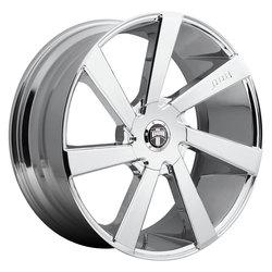DUB Wheels Directa (S132) - Chrome Rim - 20x8.5