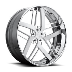 DUB Wheels Exotica X820 - Chrome