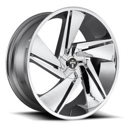 DUB Wheels Fade (S246) - Chrome Rim