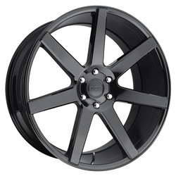 DUB Wheels Future (S204) - Gloss Black