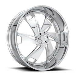 DUB Wheels Hypa XB20 - Chrome