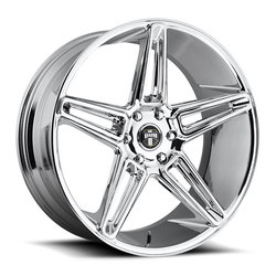 DUB Wheels LIT S202 - Chrome