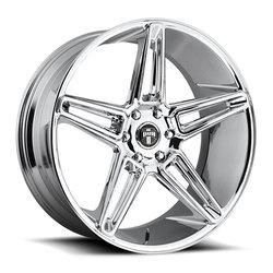 DUB Wheels LIT S202 - Chrome Rim