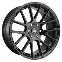 DUB Wheels Luxe (S205) - Gloss Black Rim