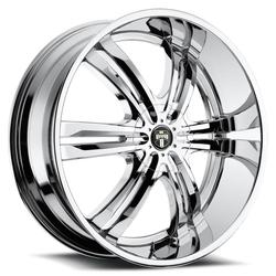 DUB Wheels Phase S107 - Chrome