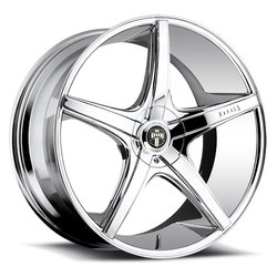 DUB Wheels Rio-5 S112 - Chrome