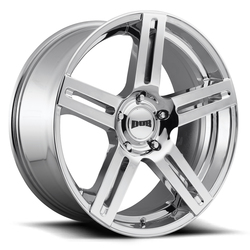 DUB Wheels ROC (S249) - Chrome