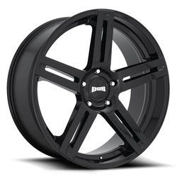 DUB Wheels ROC (S250) - Gloss Black