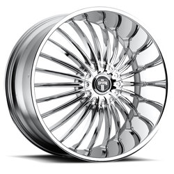 DUB Wheels Suave (S140) - Chrome - 28x10