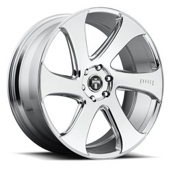 DUB Wheels Swerv S129 - Chrome