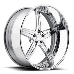 DUB Wheels Tango XA50 - Chrome