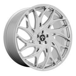 DUB Wheels G.O.A.T (S258) - Chrome Rim